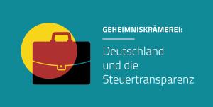 Deutschland und die Steuertranzparenz
