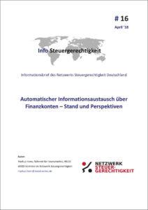 Automatischer Informationsaustausch