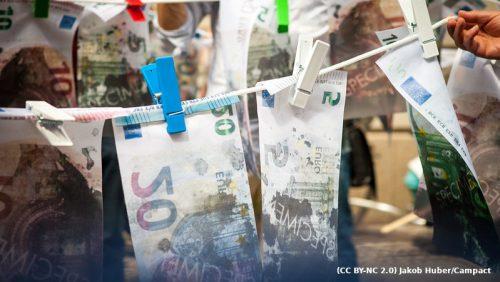Geldwäsche und Korruption verringern wichtige Einnahmen für Entwicklungsländer